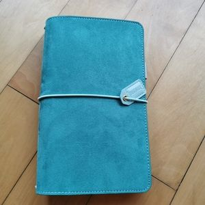 Webster's Pages Suede Traveler's Notebook